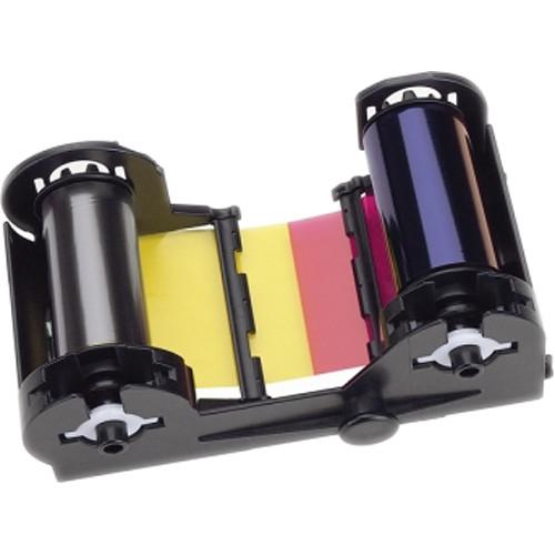 Ruy băng mực màu YMCKO máy in thẻ nhựa NISCA PR-C101 - Hàng chính hãng