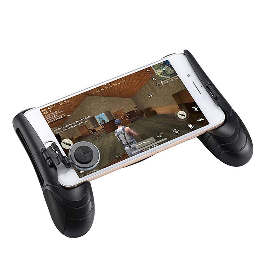 Tay Cầm Điện Thoại Có Nút Di Chuyển (Chiến Game Mobile Siêu Kinh Điển) - Khóa 404 do không có loại hàng chính hãng - nhập khẩu