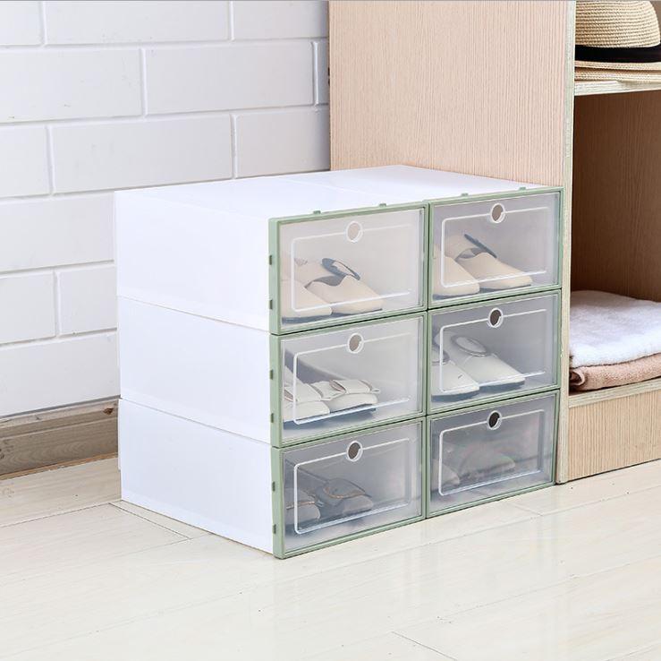 Combo 5 hộp đựng giày snaeker