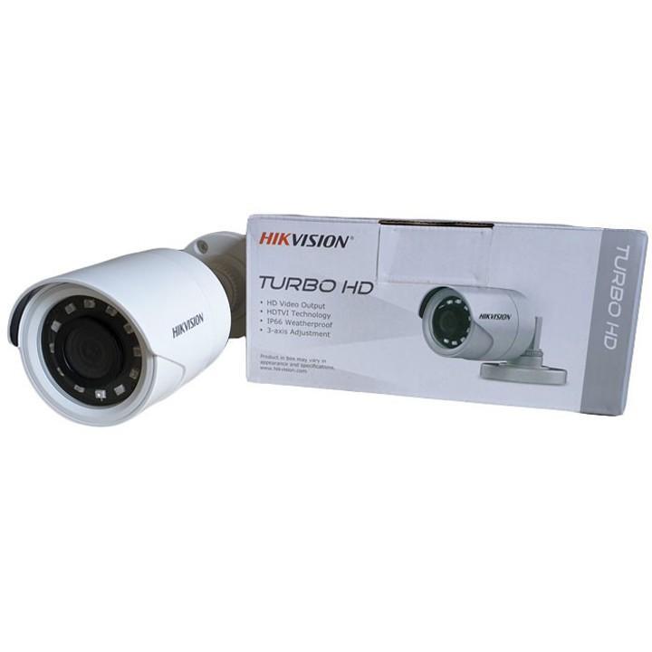 Camera HDTVI 2MP HIKVISION DS-2CE16B2-IPF - Hàng Chính Hãng