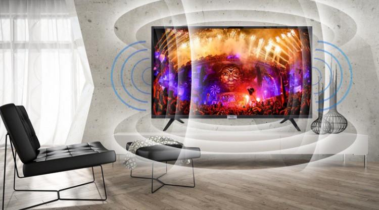 công nghệ Dolby MS12 trên Android Tivi TCL 32 inch 32S6500