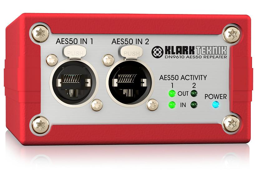 Klark Teknik DN9610 I/O Interfaces-Hàng Chính Hãng