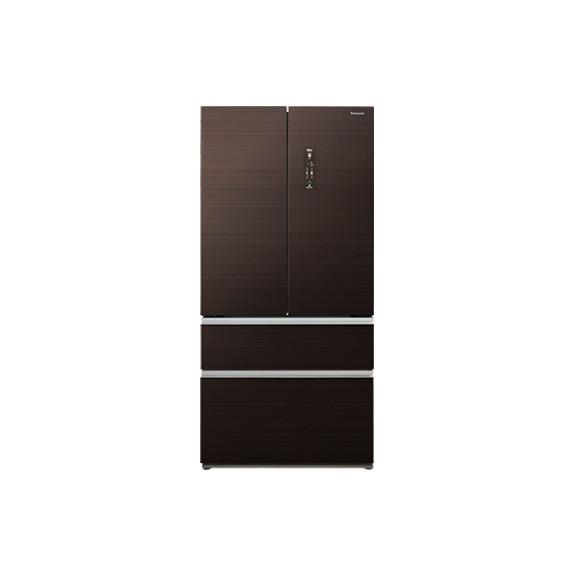Tủ lạnh 4 cửa Panasonic American French 618L NR-W621VF-T2 - Hàng chính hãng (chỉ giao HCM)