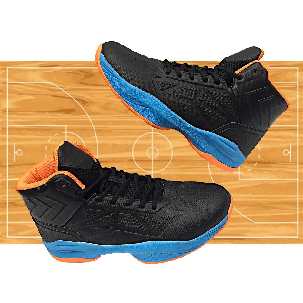 Giày bóng rổ nam cao cấp thi đấu chuyên nghiệp Made in Viet Nam
