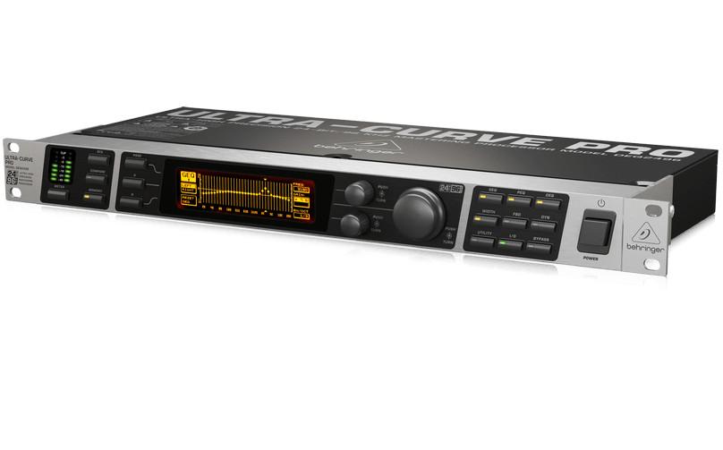 Bộ xử lý tín hiệu âm thanh DEQ2496-Hàng chính hãng