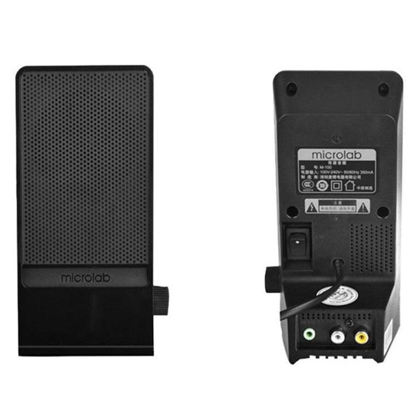 Loa Microlab M100BT/2.1 - Hàng Chính Hãng