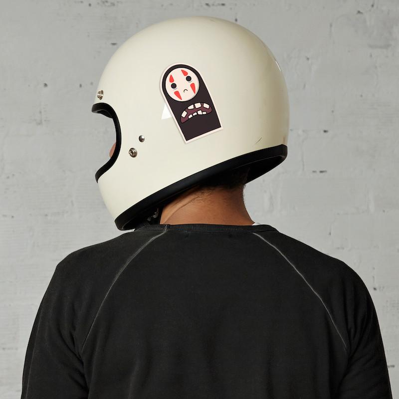 Vô diện No-Face - Single Sticker hình dán lẻ