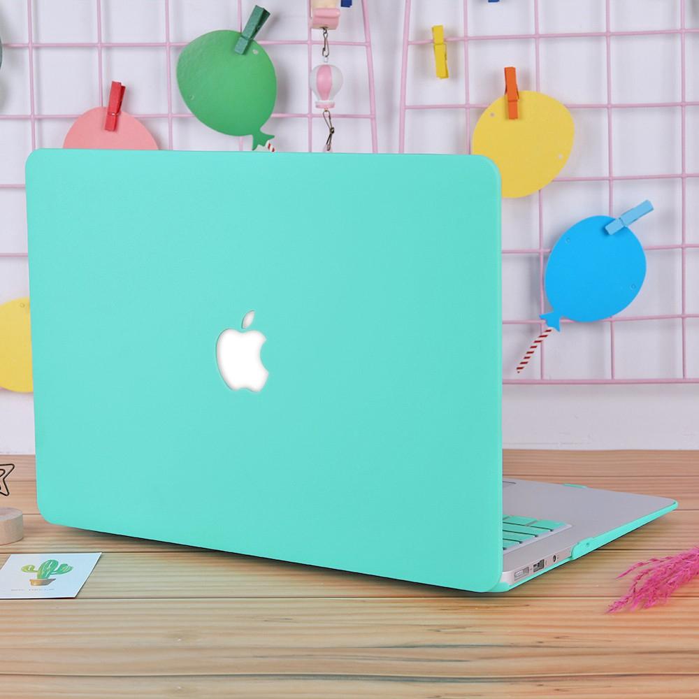 Ốp lưng bảo vệ cho Macbook màu Xanh Bạc Hà tuyệt đẹp