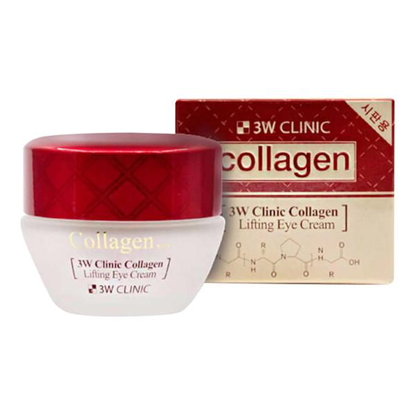Kem Dưỡng Da Chống Lão Hóa Vùng Mắt 3W Clinic Collagen Lifting Eye Cream (35ml)