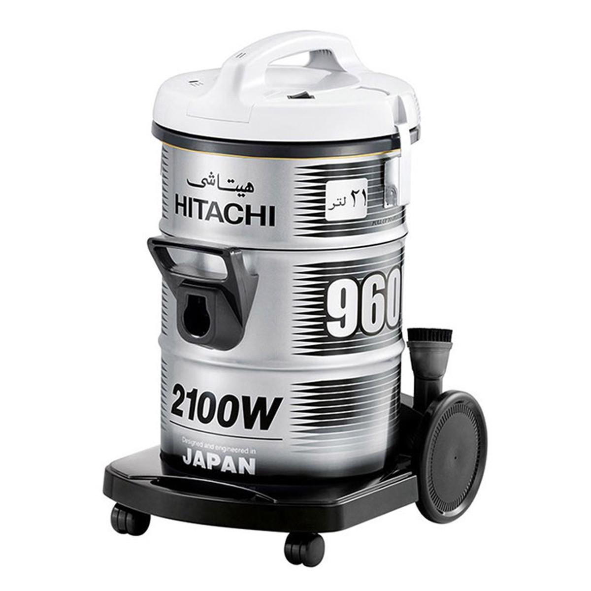 Máy hút bụi Hitachi 21L CV-960F(PG) 2100W -Hàng chính hãng (chỉ giao HCM)