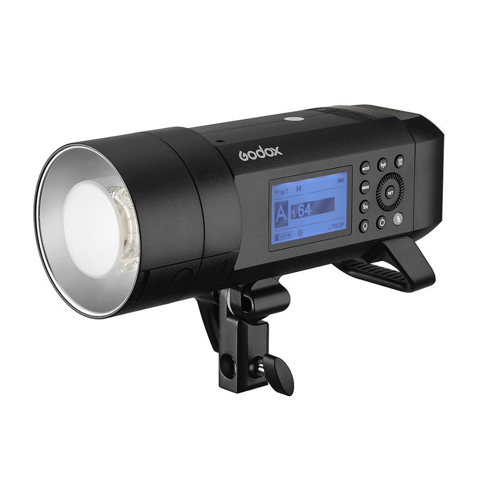 Godox WITSRO AD400Pro All-in-One Outdoor Flash Light Speedlite TTL Auto-flash GN72 18000s HSS 2.4G Wireless X System EU Plug