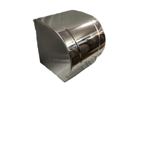 Hộp đựng giấy vệ sinh SUS 304 bóng