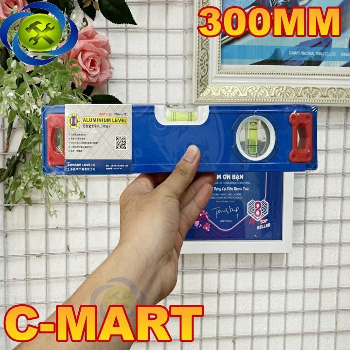 Thước thuỷ C-Mart D0013-12 300mm  có từ