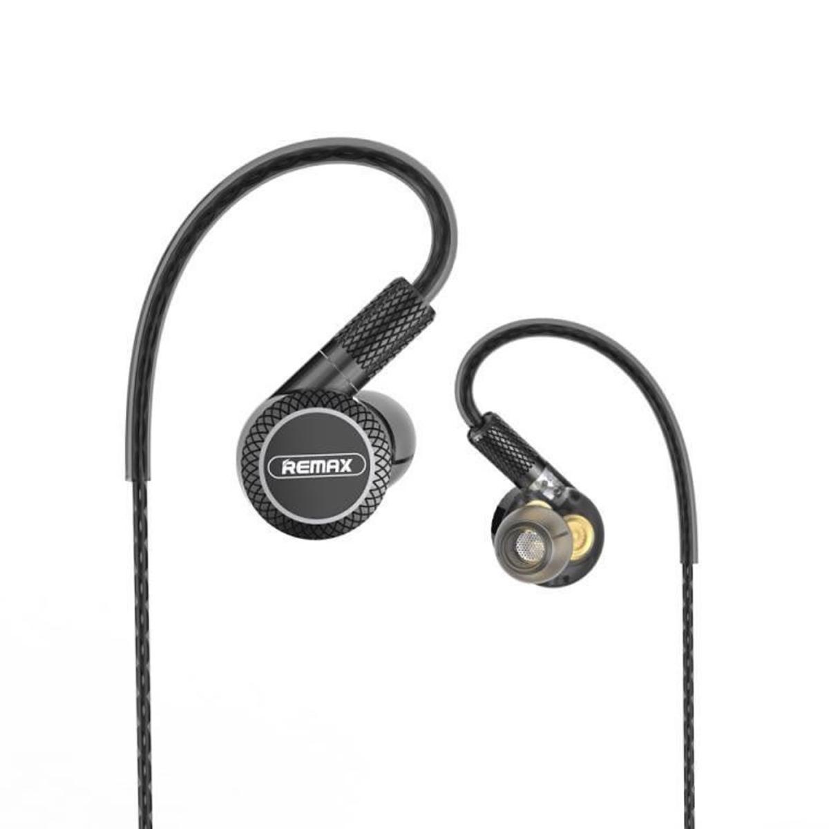 Tai nghe in-ear Remax RM-590 + Tặng 5 Dây Quấn Cáp - Chính Hãng