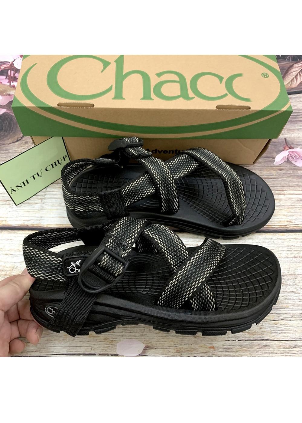 Giày Sandals Nam Cha Co Thằn Lằn Mã D109 Ảnh Thật