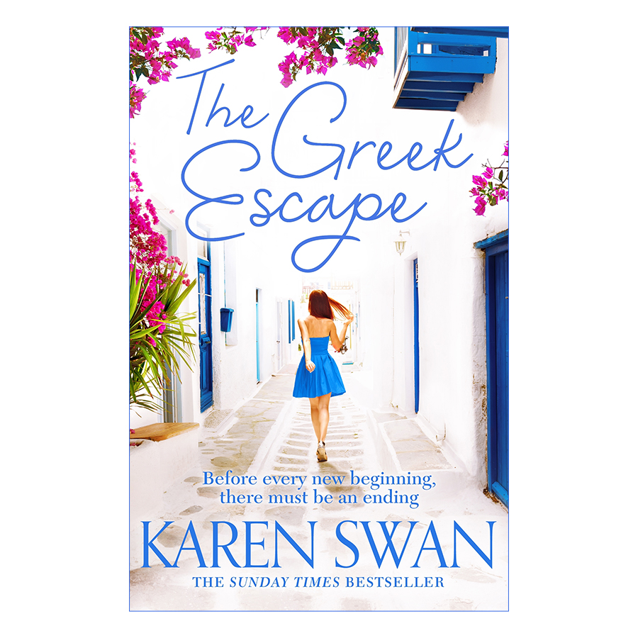 The Greek Escape: Before every new beginning, there must be an ending