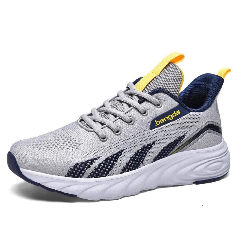 Giày thể thao nam sneaker chuyên dụng chạy bộ, tập gym, giày thể thao công sở cao cấp AT230