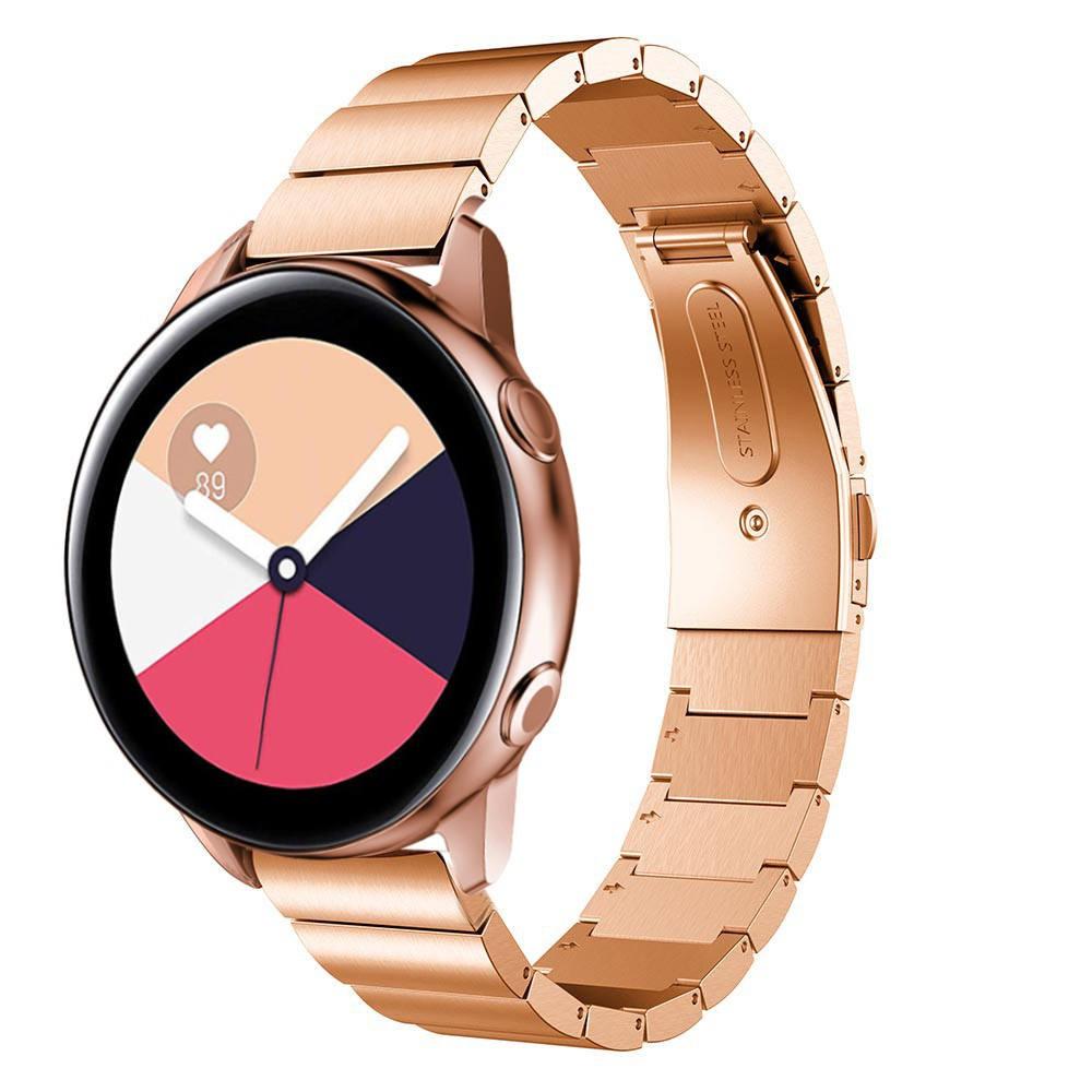 Dây Thép Đúc Size 20mm Cho Galaxy Watch Active 2