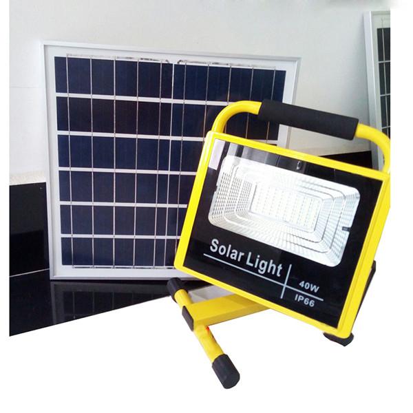 Đèn Led năng lượng mặt trời NLPXT-100W