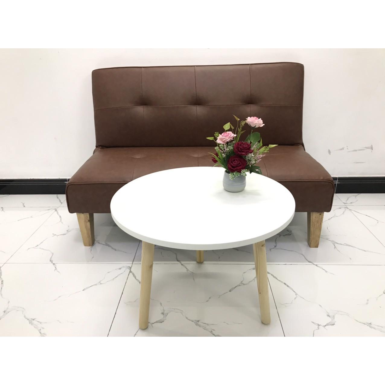 Bộ ghế sofa giường 1m2x95 sofa phòng khách salon linco7 sopha