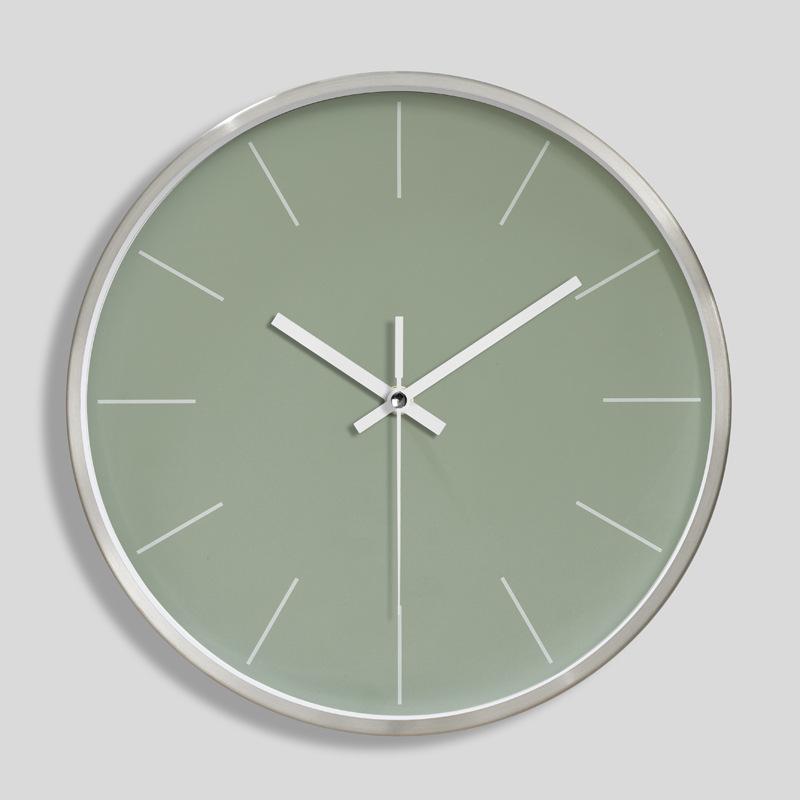 Đồng hồ treo tường tròn Minimalist 30cm
