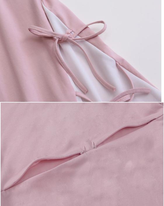 Váy bầu, sau sinh cho con bú cotton YEAH 2 màu