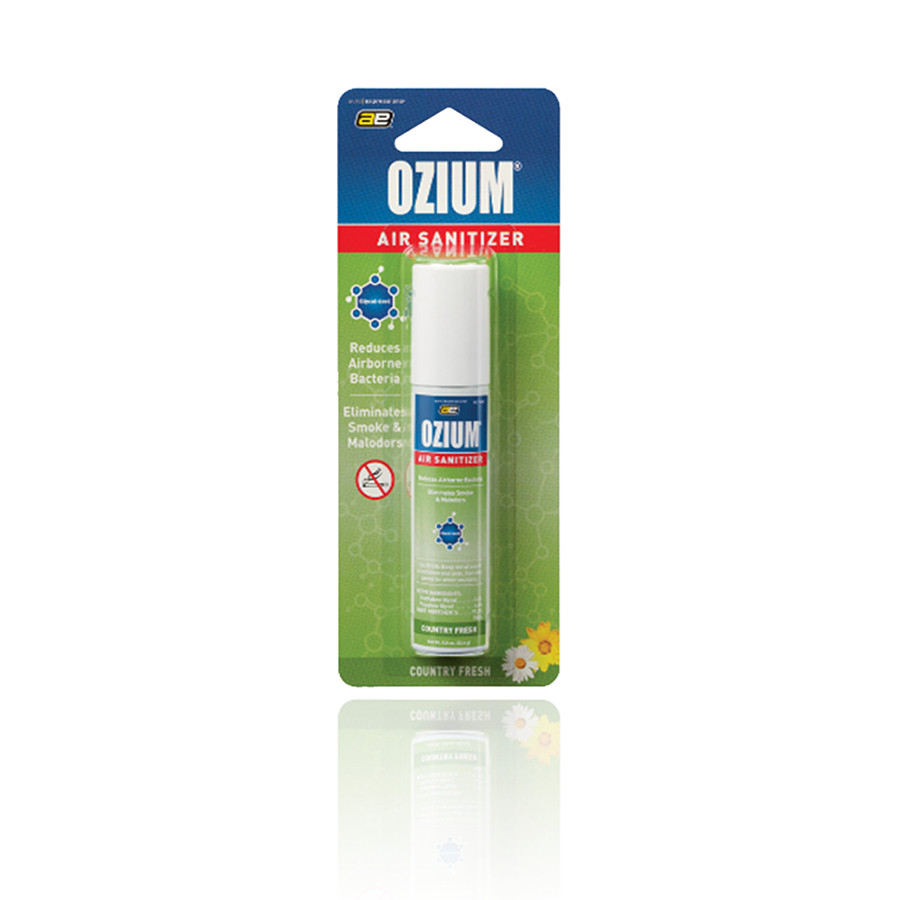 Bình xịt khử mùi Ozium Air Sanitizer Spray 0.8 oz (22.6g) Country Fresh/OZ-15-1pack