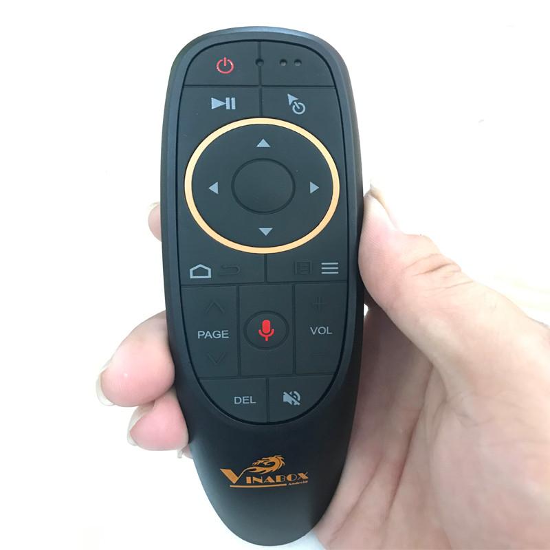 Điều Khiển giọng nói Vinabox KM680V - Tích hợp MIC VOICE siêu nhạy - Hàng chính hãng