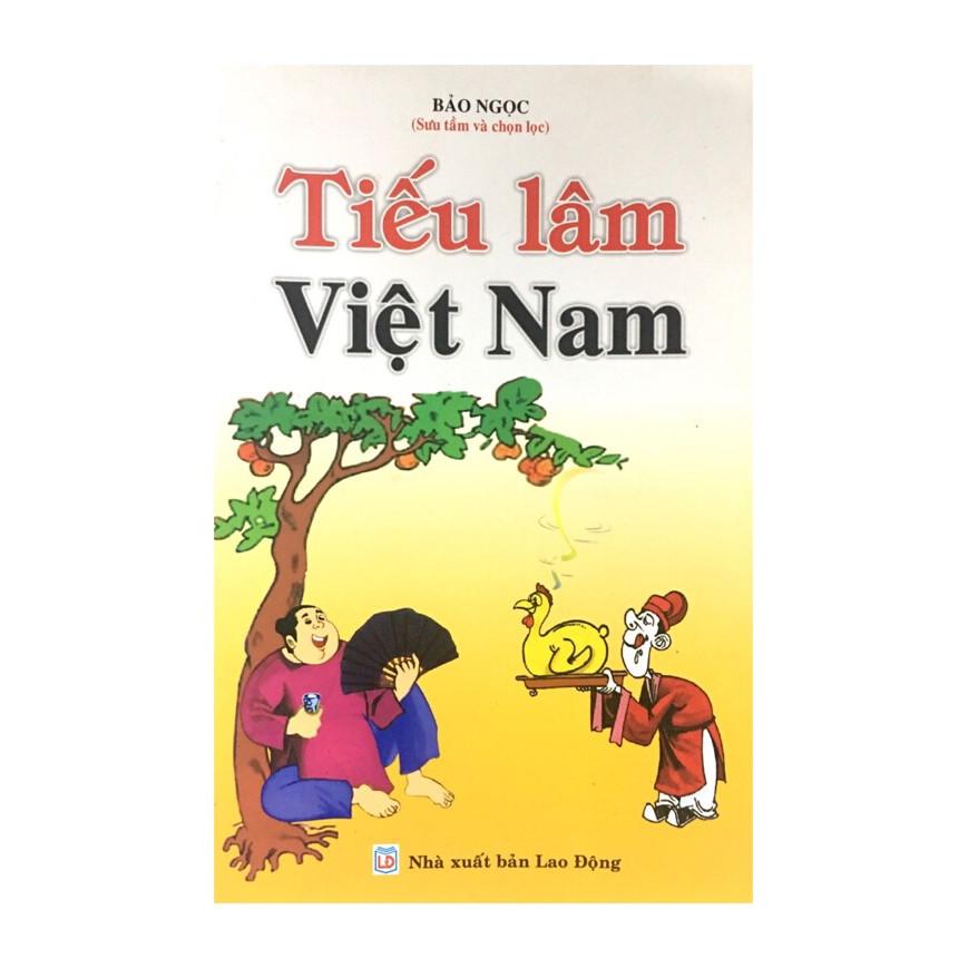 Tiếu Lâm Việt Nam ( Bảo Ngọc sưu tầm và chọn lọc)