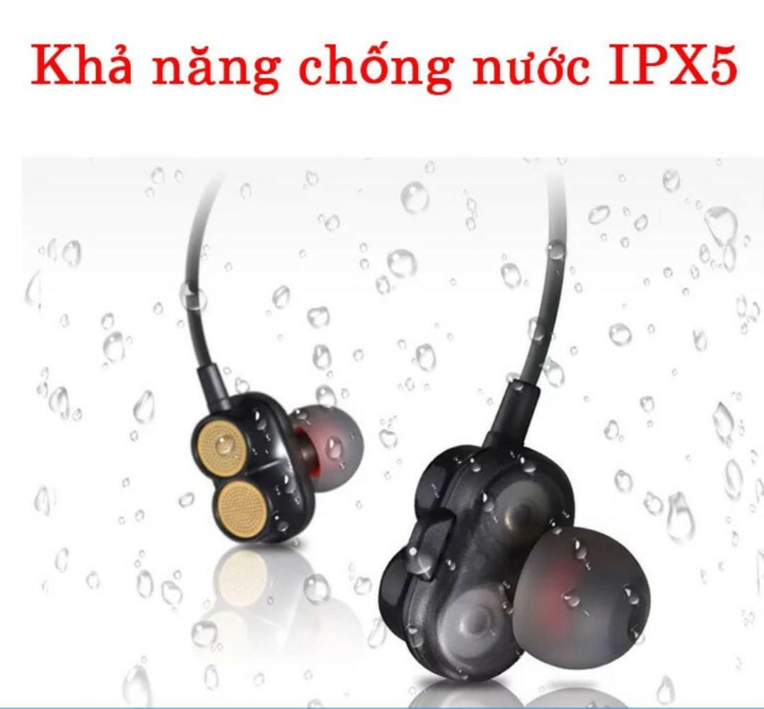Tai nghe bluetooth pin siêu trâu XG9 kháng nước