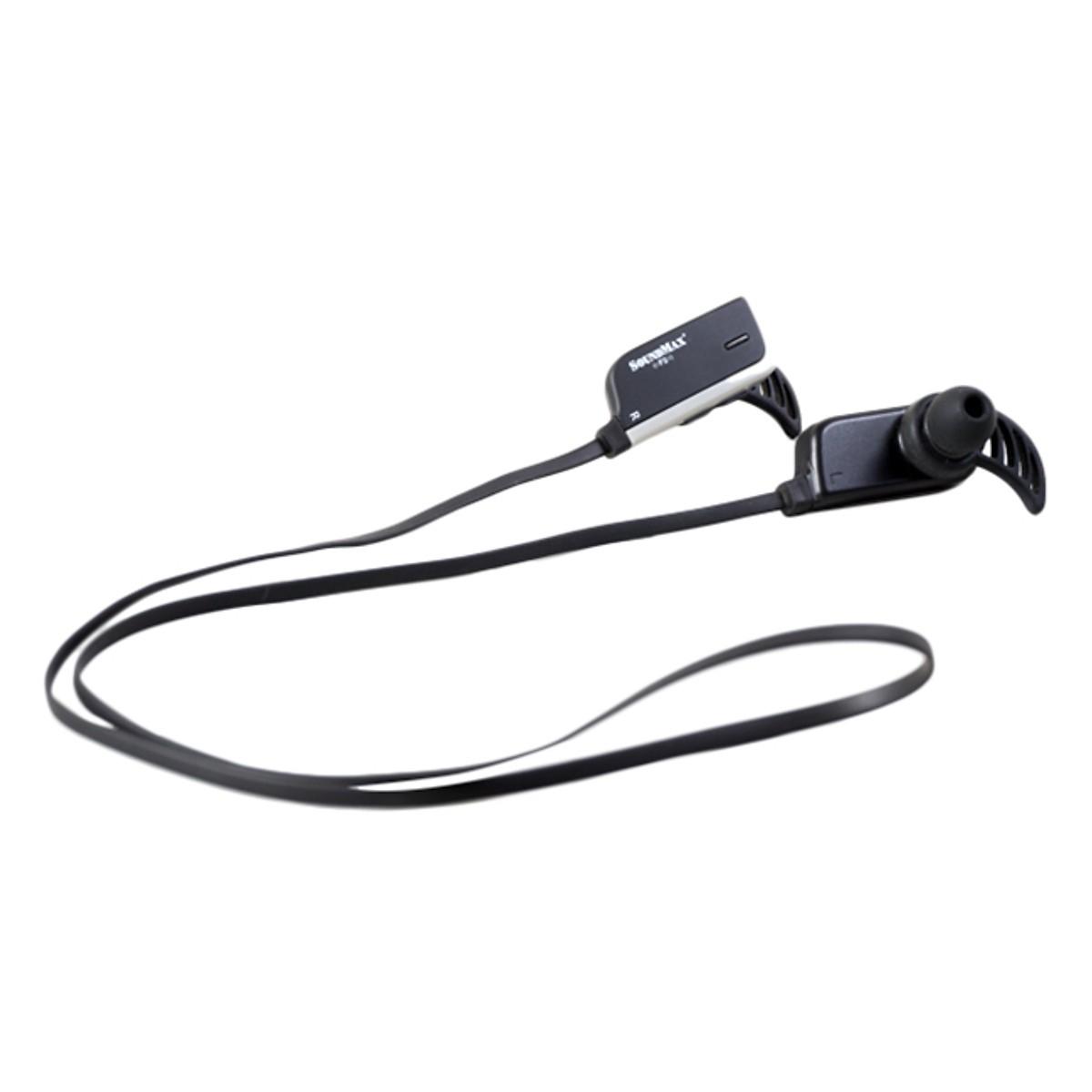 Tai Nghe Bluetooth Nhét Tai SoundMax F2/4.0 TG - Hàng Chính Hãng