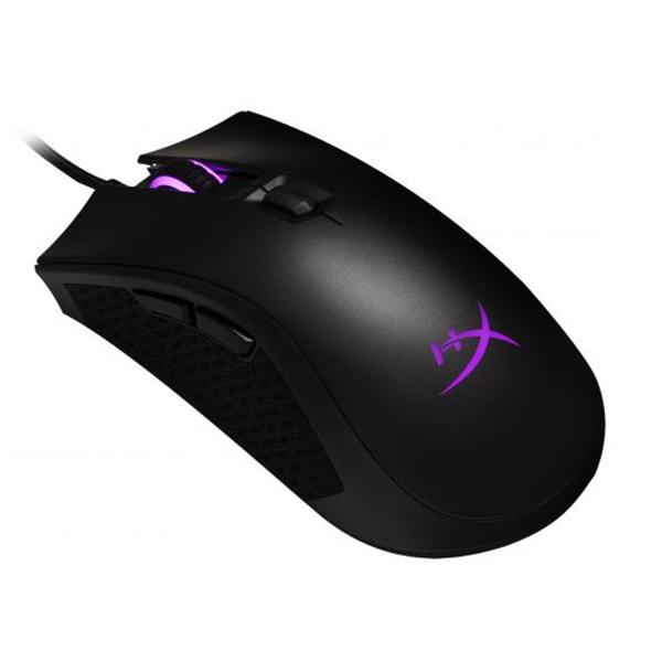 Chuột Gaming Có Dây Kingston HyperX PUSEFIRE FPS PRO RGB HX-MC003B - Hàng chính hãng