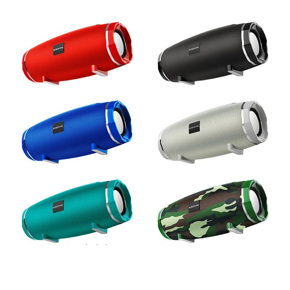 Loa Bluetooth Borofone BR3 - (Giao Màu Ngẫu Nhiên )- Hàng Chính Hãng