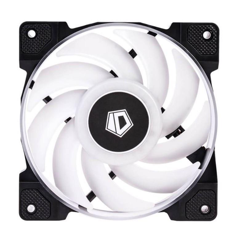 Bộ quạt tản nhiệt ID-Cooling DF-12025-ARGB-TRIO RGB Fan led ARBG 5V-HÀNG CHÍNH HÃNG