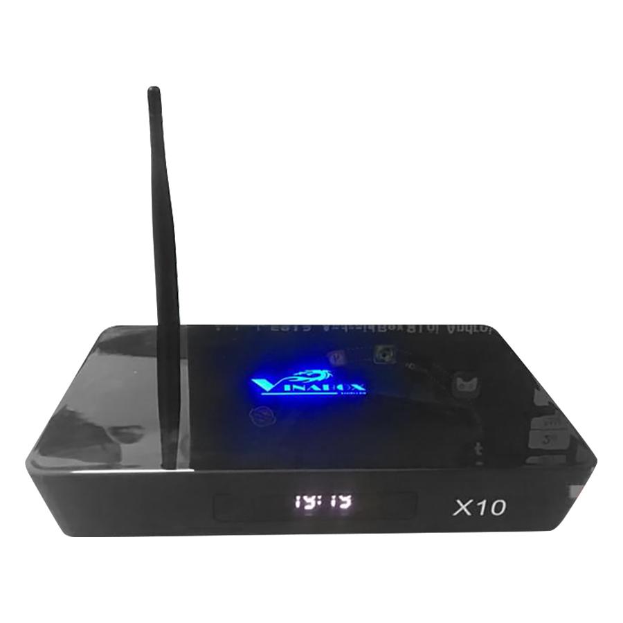 VINABOX X10-Android TV Box Cao Cấp Dành Cho Người Việt - Hàng chính hãng -  Android TV Box, Smart Box