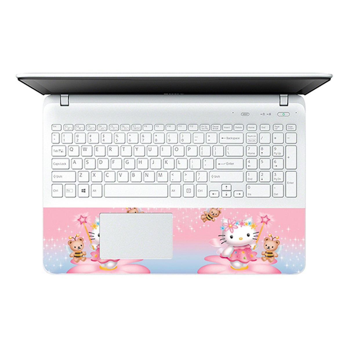 Mẫu Dán Decal Laptop Hoạt Hình Cực Đẹp LTHH-70