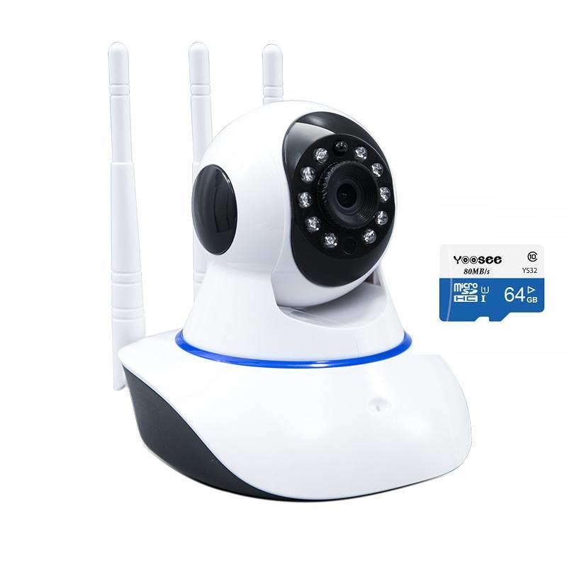 Camera yoosee 960P tặng thẻ nhớ 64GB _ Hàng nhập khẩu