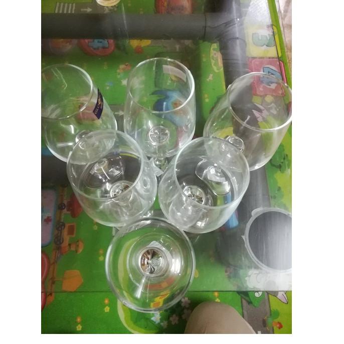 bộ 6 ly rượu vang TH