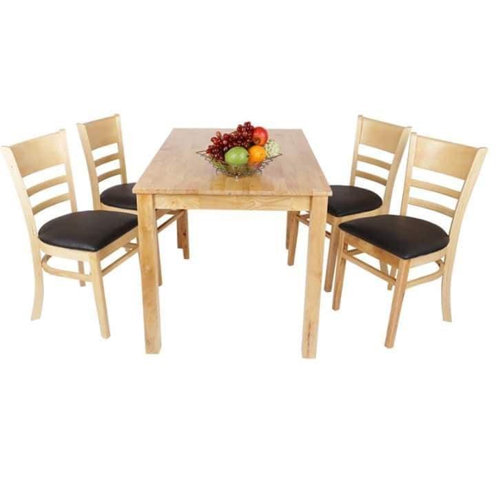 Bàn ghế quán ăn NQ03