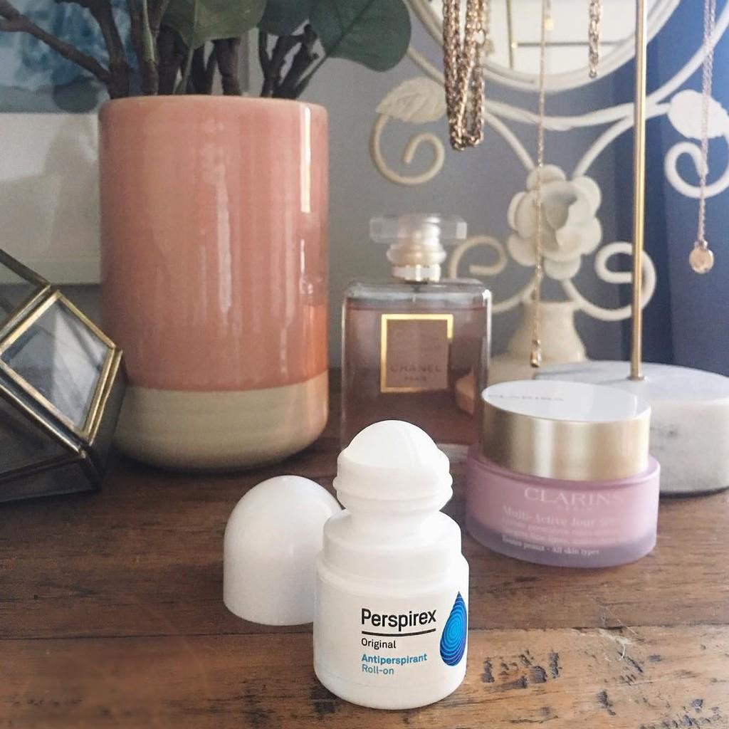 Perspirex Original Antiperspirant Roll-On - Lăn Khử Mùi Ngăn Mồ Hôi Hiệu Quả 20ml
