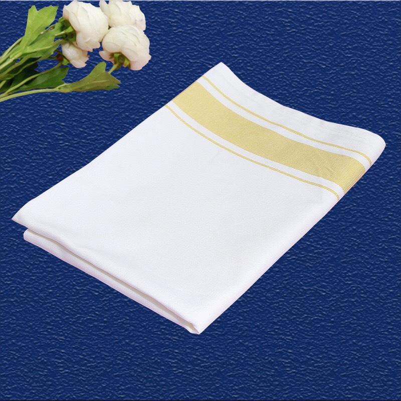 ComBo 5 Khăn Cotton Cao Cấp Trên Bàn Ăn - Kích Thước 50cm x 70cm