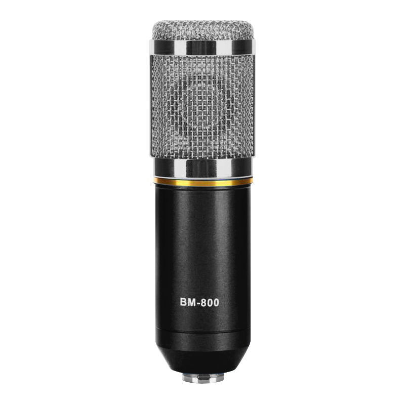 Micro Thu Âm BM-800 - Hàng Chính Hãng - Màu Ngẫu Nhiên