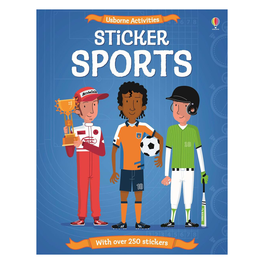 Usborne Sticker Sports