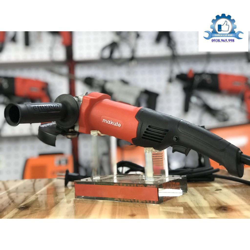Máy mài tay dài Makute AG016-L RED