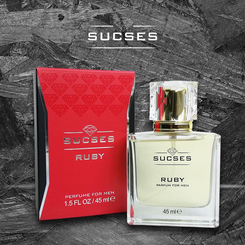 Nước Hoa Nam Ruby Sucses (45ml)