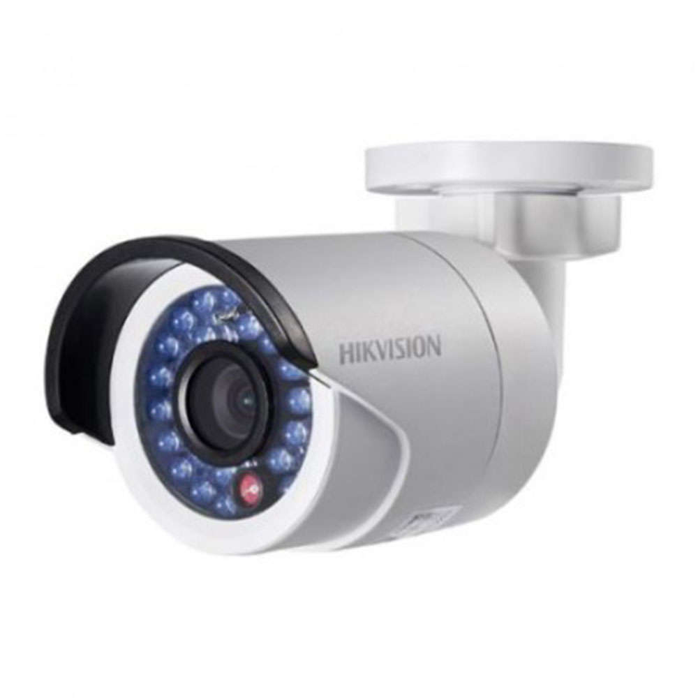 Trọn bộ 2 Camera Hikvision 1.0MP DS-2CE16C0T-IR và DS-7104HGHI-F1 - HDD WD 500GB.