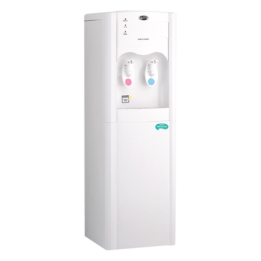 Máy Lọc Nước Uống Nóng Lạnh CNC 3000POU - Trắng - Hàng Chính Hãng