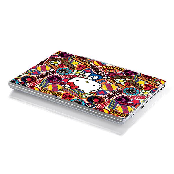 Mẫu Dán Decal Laptop Hoạt Hình Cực Đẹp LTHH-82