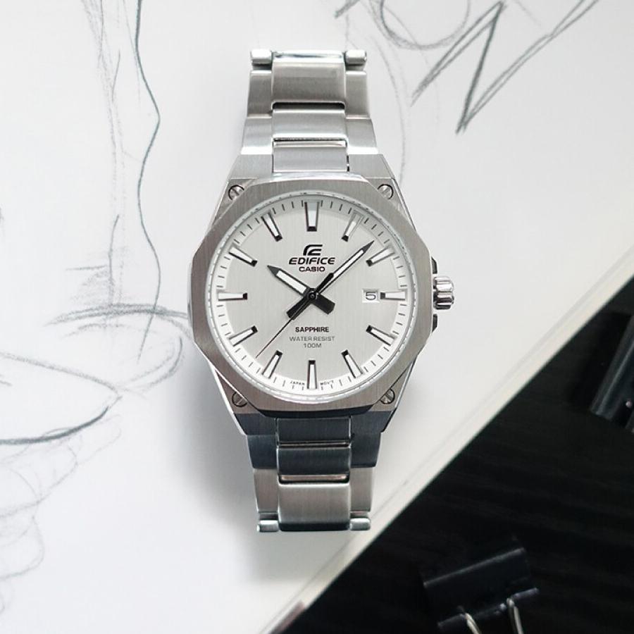 Đồng hồ nam dây kim loại Casio Edifice chính hãng EFR-S108D-7AVUDF (39mm)