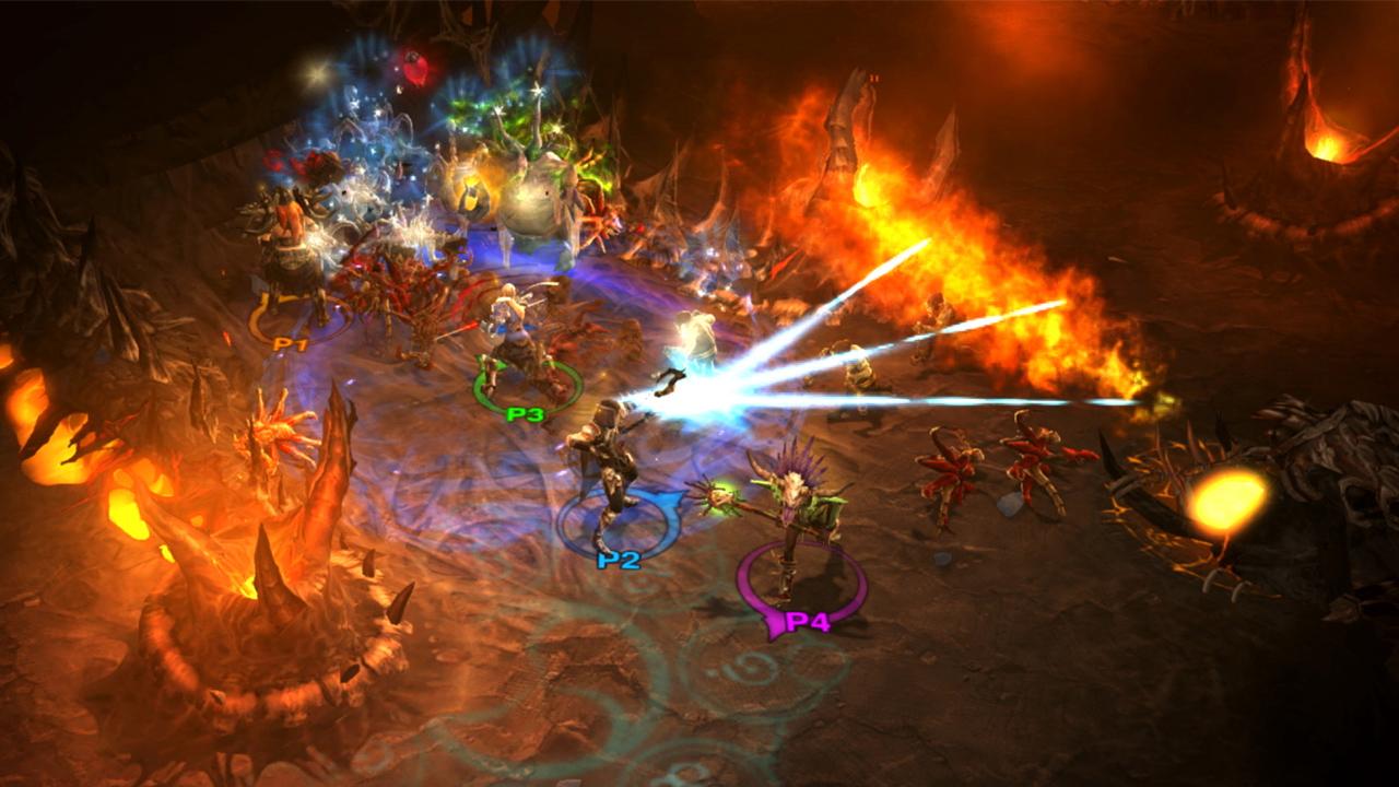 Đĩa game Diablo III Eternal Collection cho máy Switch